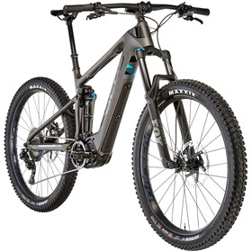 FOCUS Jam² 9.7 Plus Di2 E-MTB Full Suspension grey